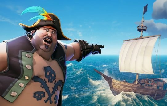 Sea of Thieves: Fishing/Cooking