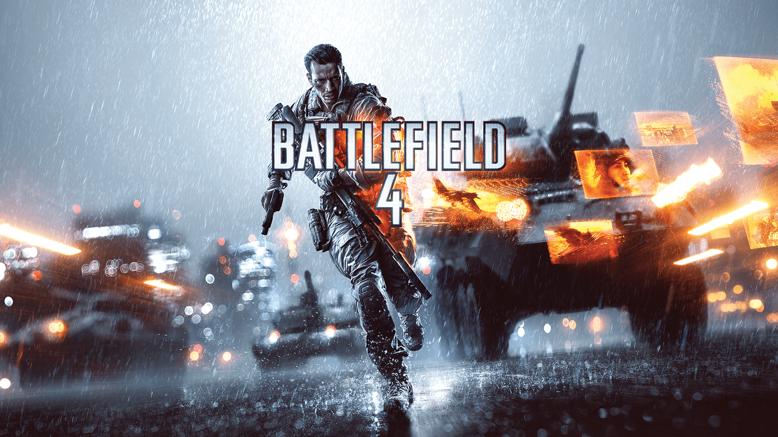 We went back to Battlefield 4