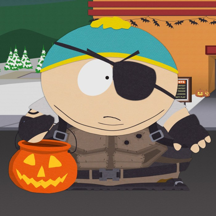 Southpark E-Scooters Thing is Real!