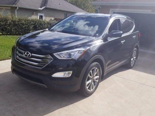 Hyundai Santa Fe Sport 2.0t