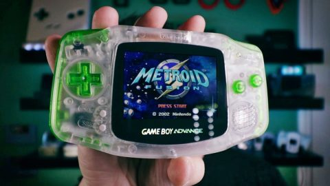 Supercharged Game Boy Advance