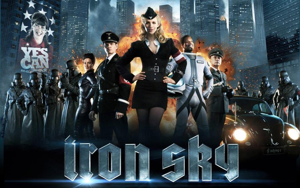 Amazon Prime Movies: Iron Sky (2012)