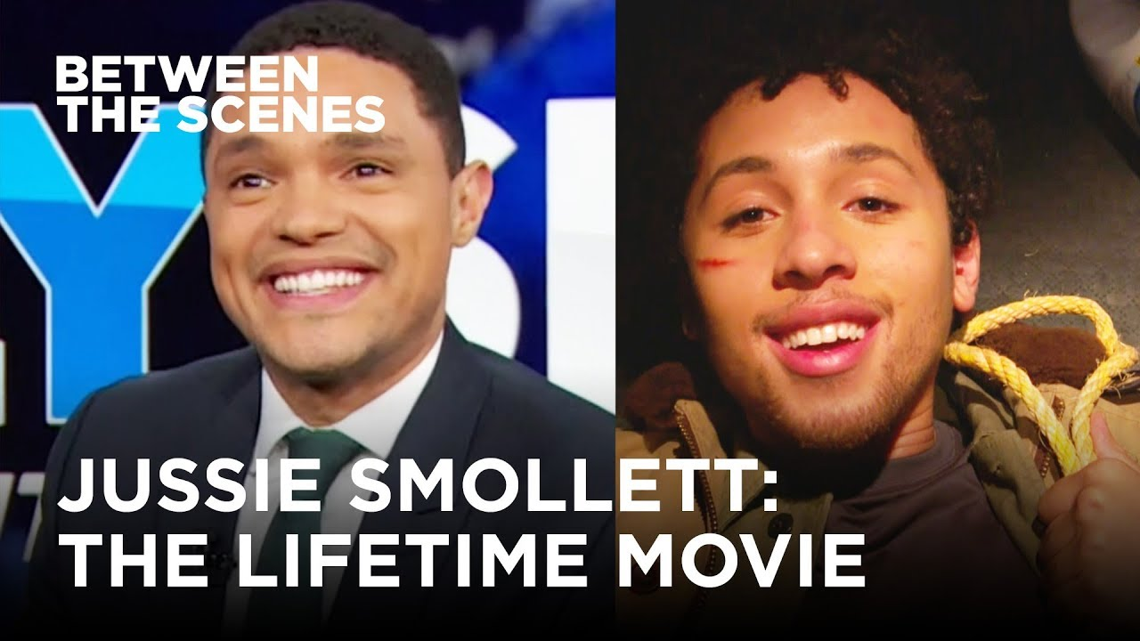 Jussie Smollett: The Lifetime Movie - Between the Scenes