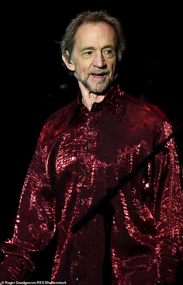 Monkees bassist Peter Tork dies at 77 after being diagnosed with rare tongue cancer 10 years ago