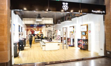 Raspberry Pi gets its own brick-and-mortar retail store