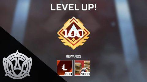 Level 100 at Apex Legends