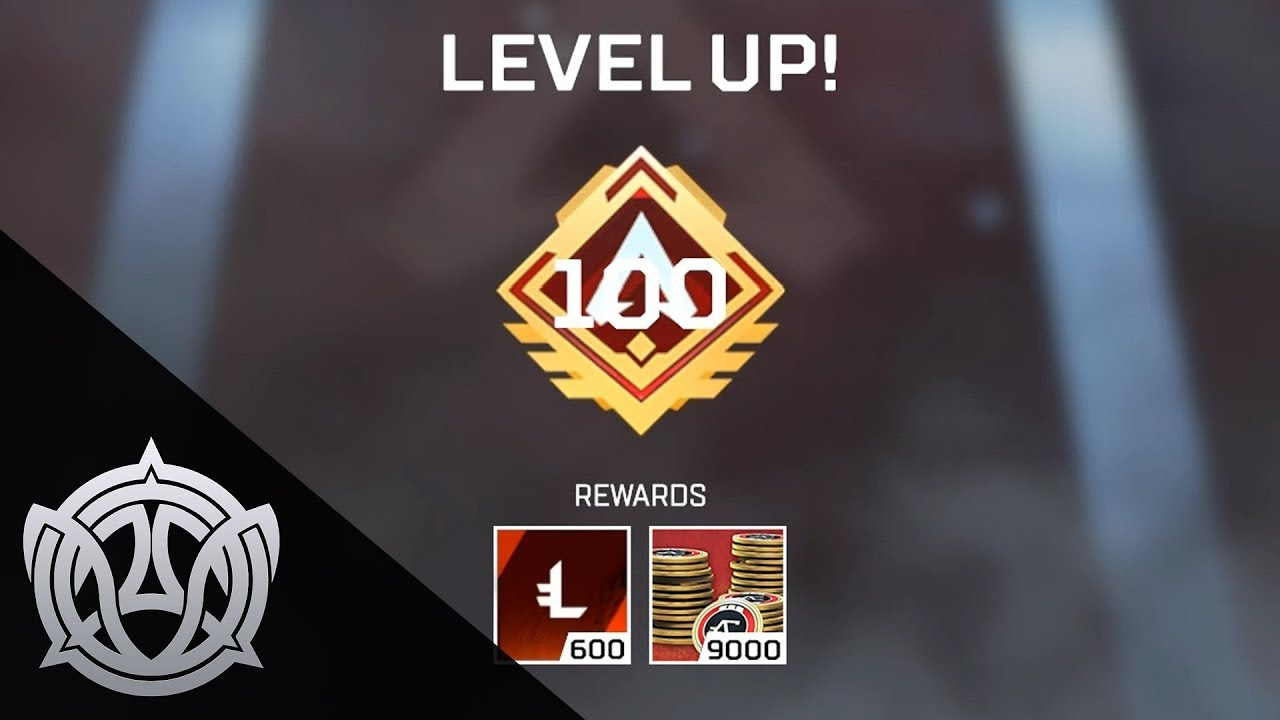 Reached Level 100 @ Apex legends