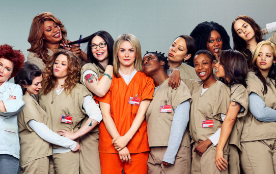 Orange is the new Black back on Netflix