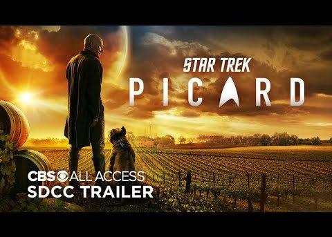 Star Trek: Picard | SDCC Trailer