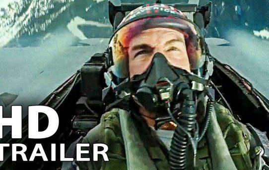 TOP GUN 2: MAVERICK Official Trailer #1
