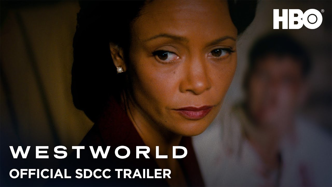 Official San Diego Comic-Con Trailer | Westworld | Season 3
