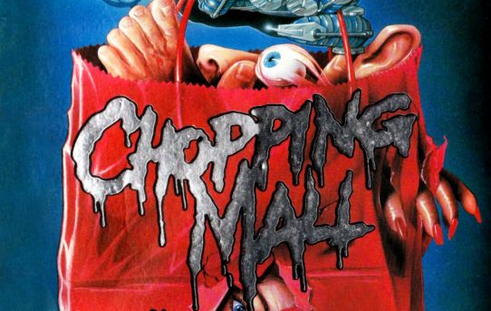Here's a movie for you, Chopping Mall