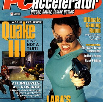 Best Game Review ever Created: PC Accelerator Reviews Tomb Raider 4