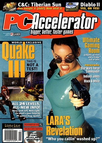 PC Accelerator Issue 15