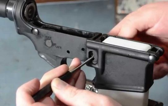 AR-15 - Detailed Step By Step Assembly