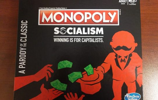 Hasbro's 'Monopoly: Socialism' Melts The Internet