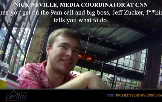 PART 1: CNN Insider Blows Whistle on Network President Jeff Zucker's Personal Vendetta Against POTUS
