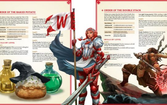 Wendy's Just Released a Full Fantasy Tabletop RPG