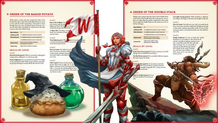 Wendy's Made a Tabletop RPG Where You Battle Ronald McDonald