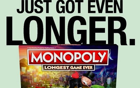 Extra Long Monopoly