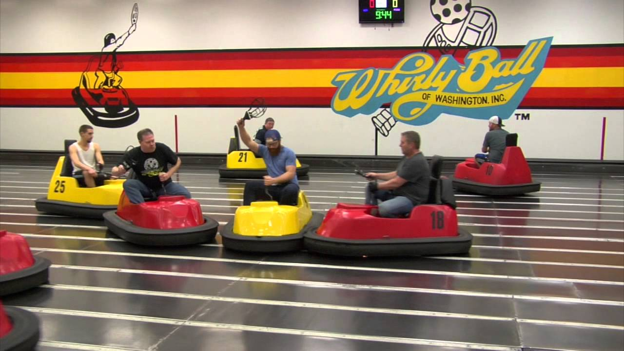 Welcome to Whirly Ball